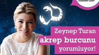 Zeynep Turan'dan Haziran Ayı Akrep Burcu Yorumu