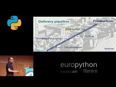 Sebastian Neubauer - There should be one obvious way to bring python into production