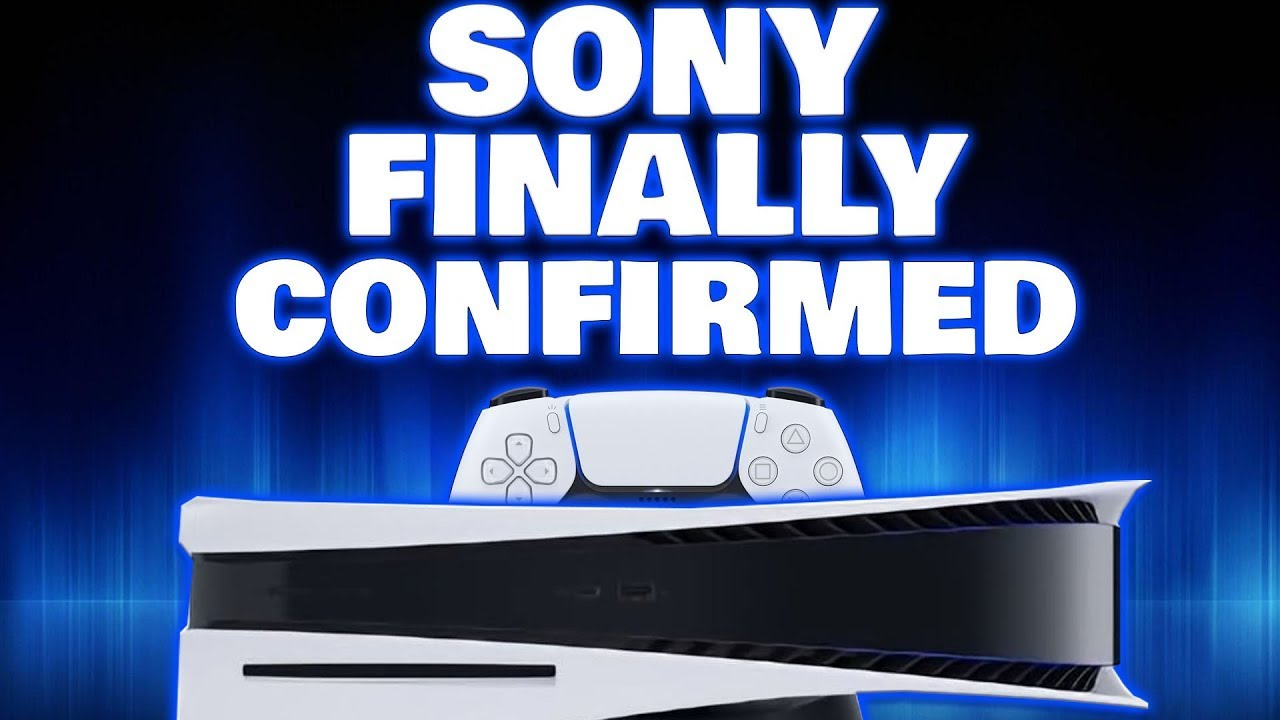 The Wait Is Over! Sony Debunks PS5 Lie With Their Own Announcement Millions Were Wanting!