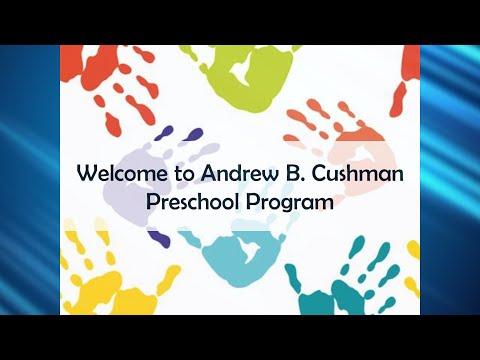 Cushman School: Preschool Information Session