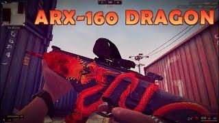 ZULA -JUGANDO CON LA NUEVA ARX -160 DRAGON!!!