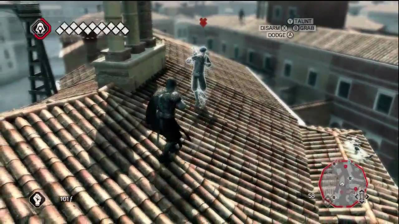 Assassin's Creed 2 Gameplay 3/3 HD - YouTube