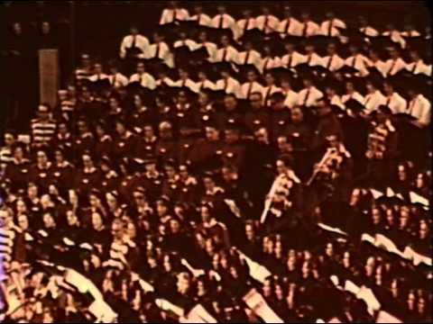 1965 Salvation Army Centenary Congress - London