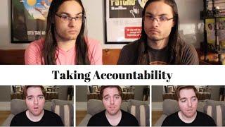 Taking Accountability I Shane Dawson I Reaction // Twin World