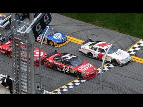 Kasey Kahne's Closest Finishes Throughout The Years