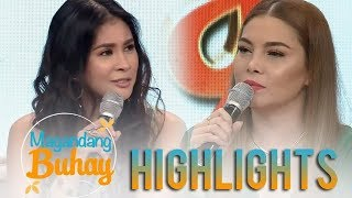 Magandang Buhay: K and Gelli says they're lucky this 2018