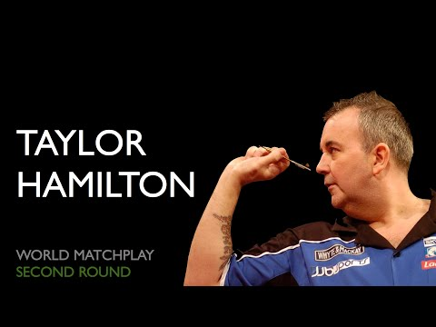 World Matchplay '15: Taylor vs Hamilton | 2nd round [1080p][5.1]