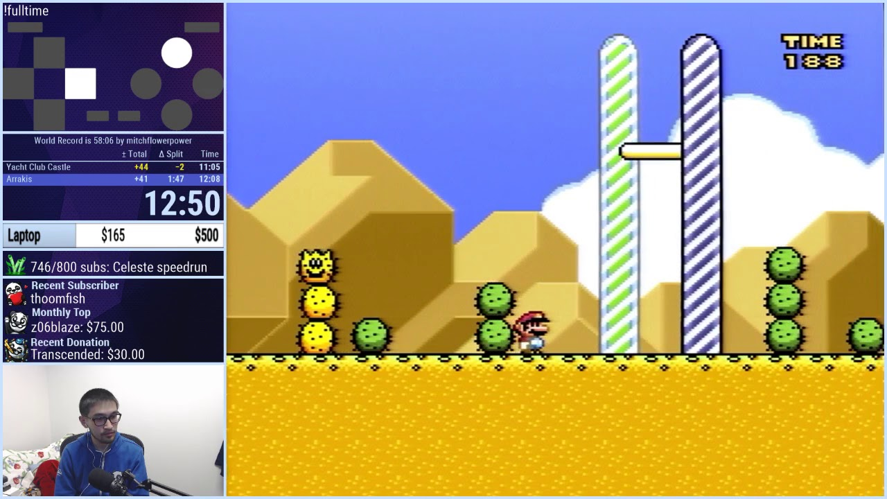 A Kaizo Mario ROM hack is the hardest platformer of the year