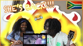 TSHEGO - HENNESSY (feat. GEMINI MAJOR & CASSPER NYOVEST)    Americans React To African Music