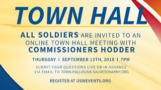 hall town invitation