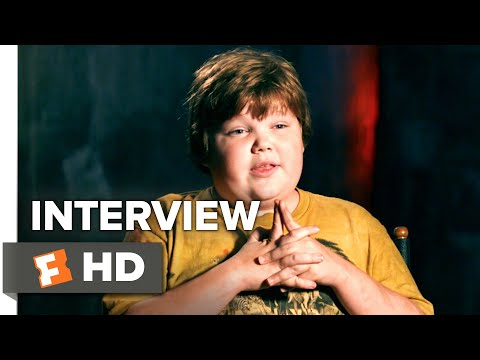 It Interview - Jeremy Ray Taylor (2017) | Movieclips Coming Soon