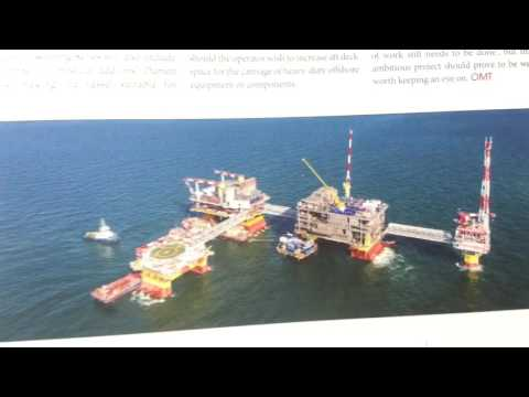 Decommissioning offshore platform