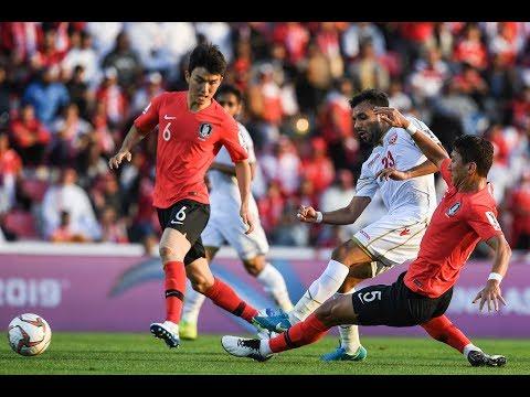 Highlights: Korea Republic 2-1 Bahrain (AFC Asian Cup UAE 2019: Round of 16)