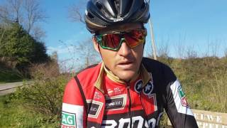 Greg Van Avermaet introduces his custom BMC Teammachine SLR01 and his Tour of Flanders ambitions