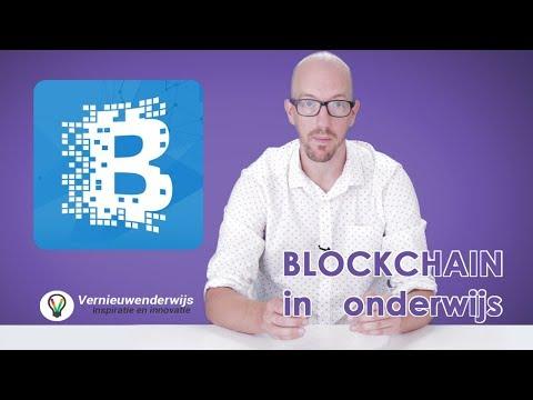 [Blockchain in onderwijs] [Deel 1] Wat is de blockchain?