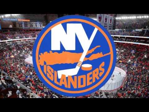 New York Islanders Belmont Park Arena Goal Horn (Concept)
