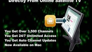 Online Satellite TV | Watch Over 3500 Music Channels!