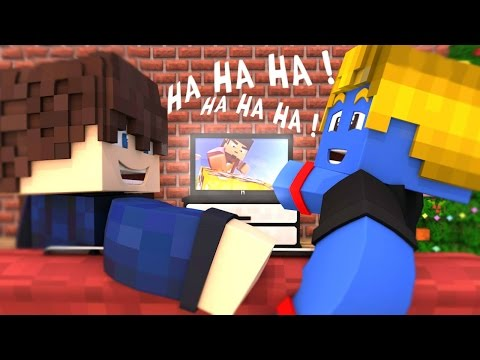 Minecraft Escadona ‹ A NOVA INTRO DO EDU ›