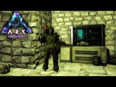 UPGRADE STATIONS | ARK: Aberration | Let's Play ARK Aberration Gameplay | S01E19