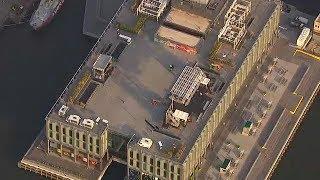 South Street Seaport's Pier 17 reborn after Superstorm Sandy devastation