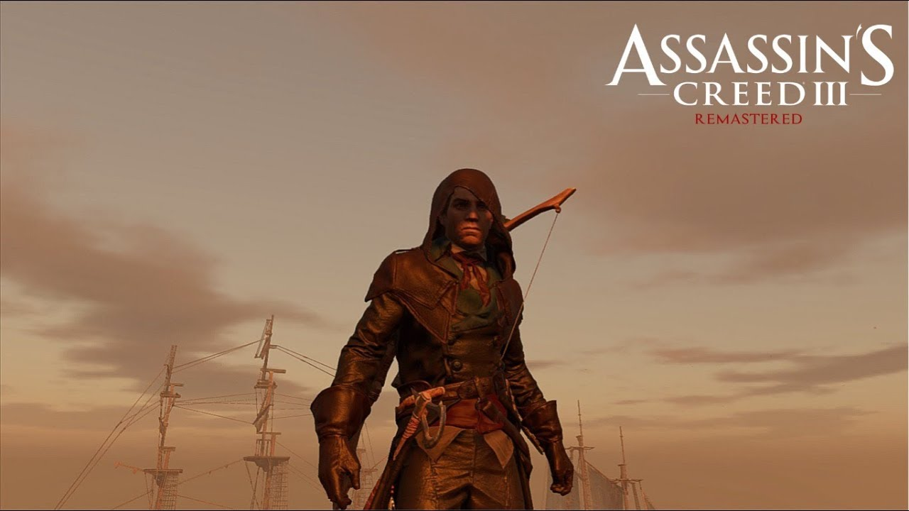 Assassin S Creed 3 Remastered Arno Dorian S Outfit Showcase