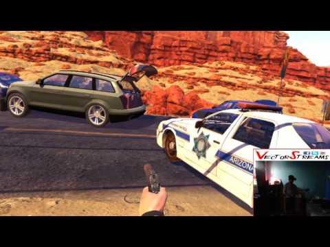 Arizona Sunshine | Rick Grimes The Walking Dead Simulator! (Oculus Rift VR + Touch Gameplay)