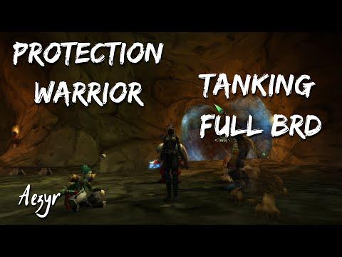 WoW: Classic | Tanking [BRD] Blackrock Depths {Full Clear} | Aezyr