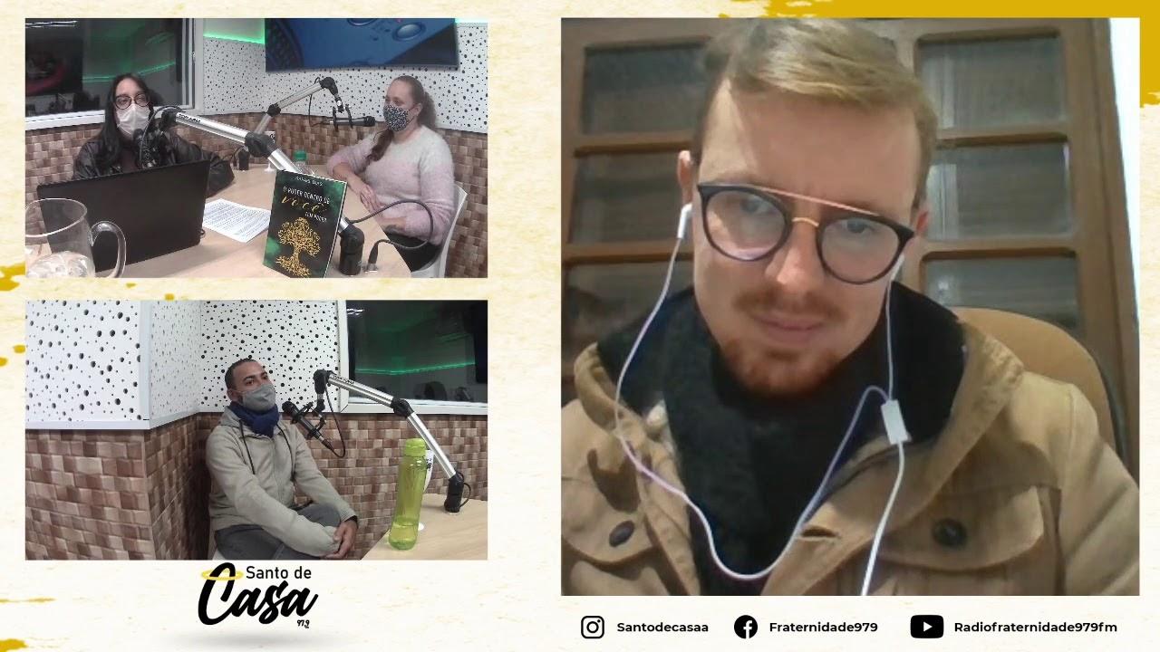 😇 Santo de Casa 😇 Rádio Fraternidade 97,9 FM (19/07)