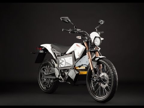 2012 Zero Motorcycles, Zero XU
