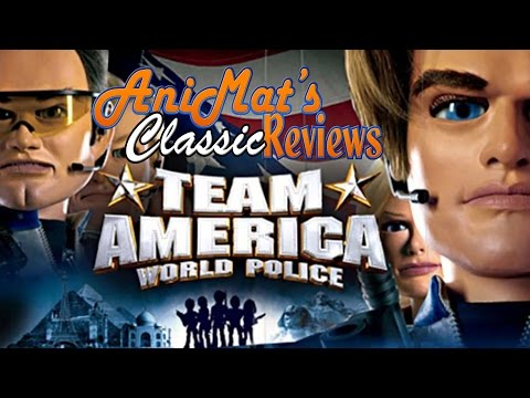 Team America: World Police - AniMat's Classic Reviews