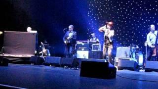 DavidGray+AnnieLennox-FullSteam-HammersmithApollo-09December2009-DrawTheLineTour