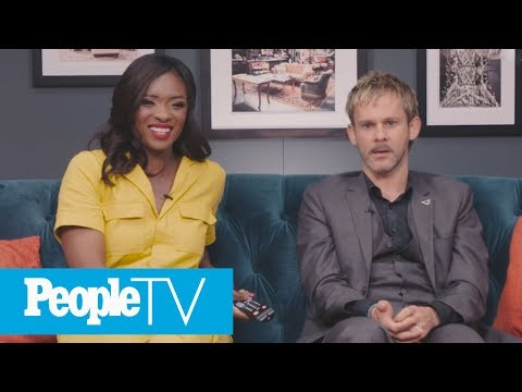 'Mute' Was The Calmest Set Dominic Monaghan Ever Worked On | PeopleTV | Entertainment Weekly
