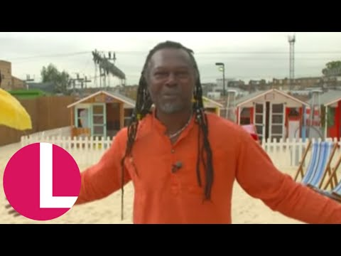 Levi Roots' Jerk Chicken With Rice, Peas And Caribbran 'Slaw | Lorraine