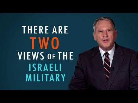 Colonel Richard Kemp - Commander British Army on Israel