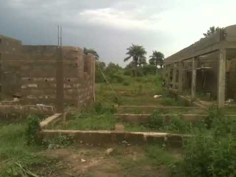 Liberia Medical Clinic progress 5-9-2013