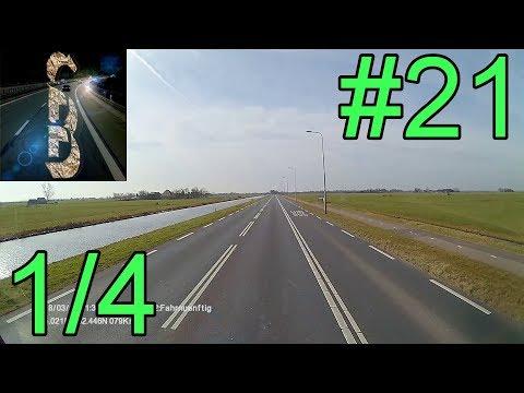 Führerstand LKW #21 Teil 1/4 (Holland) Führerstandsmitfahrt