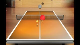 TABLE TENNIS WORLD TOUR - FRIST TROPHY GAME WALKTHROUGH