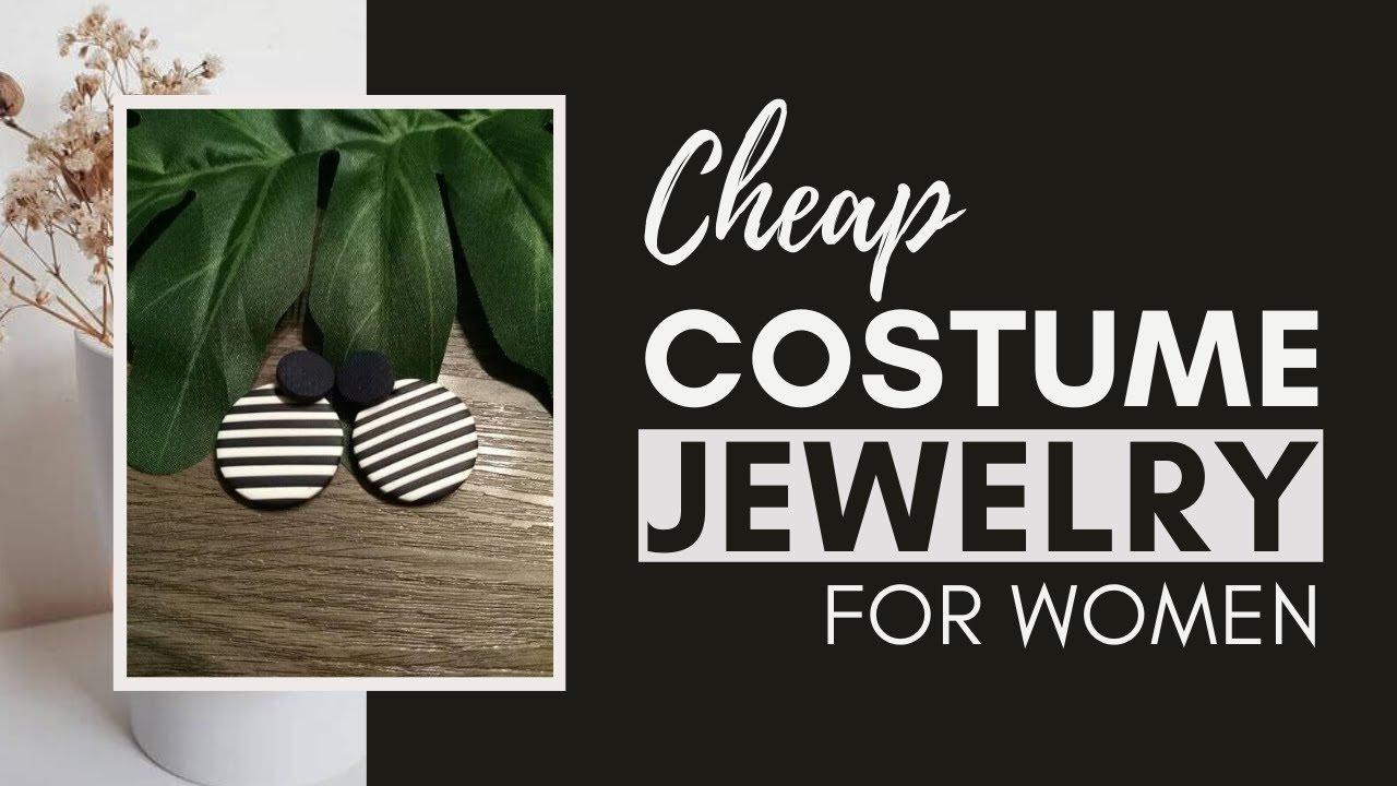 Cheap Costume Jewelry for Women   Fashion Jewelry for Women