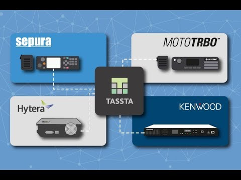 TASSTAs Interoperability with Mototrbo, Hytera, Kenwood and Sepura