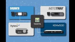 TASSTAs Interoperability with Mototrbo, Hytera, Kenwood and Sepura