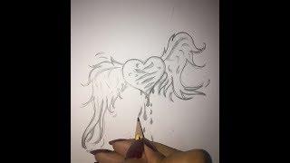 sad drawing step tutorial getdrawings