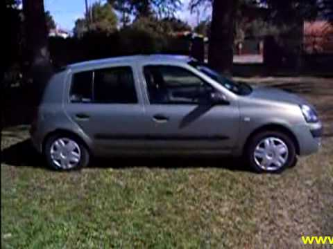 autos rosario renault clio expression 1 6 16v 2006 full youtube. Black Bedroom Furniture Sets. Home Design Ideas