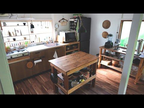 築50年以上の新居のキッチンが完成しました。#183