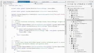 CcPortal Asp.Net MVC 4 İle Ders 5 Dil seçimi (Globalization) 1