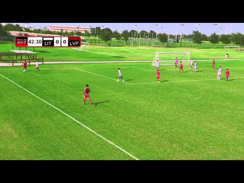Watch My MVP - Full Game Soccer Example