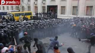 Ukrainian revolution in full swing