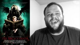 The ABCs of Death movie review (2012) horror anthology