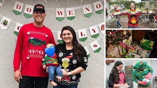 Ugly Sweater Christmas Party | Vlogmas 2018 Day 15