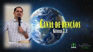 Canal de Bençãos  - Pr. Ciro de Menezes