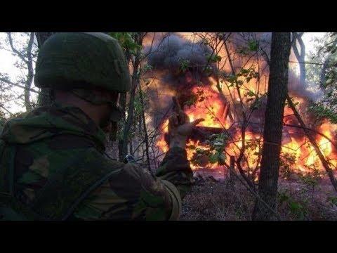 [Archive] September of 2014 | Ambush on Ukrainian nationalist battalion Aidar